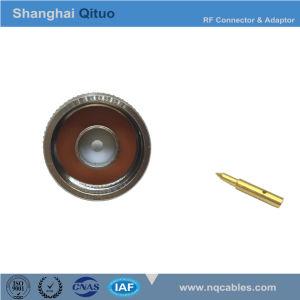 Радиочастотный разъем N Прямой штекер для Rg402 Semi-Flexible кабель (N-JB33)