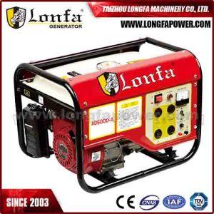 tipo generatore di 5kVA Kobal della benzina da vendere