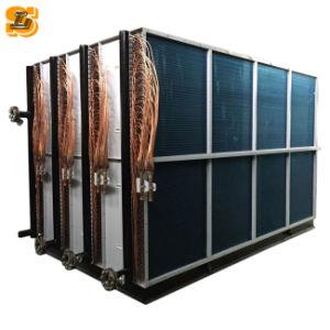 Xangai Shenglin tipo aleta do tubo do evaporador e condensador