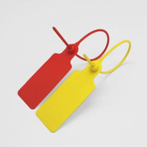 Plastic Verbinding van het Vervoer van de veiligheid de Indicatieve Uitdrukkelijke voor PostKoerier