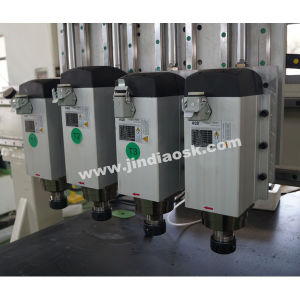 よい価格の木工業Xc400の空気のツールの変更CNCのルーター機械