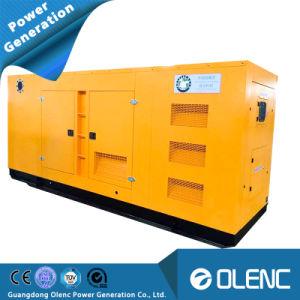 Motor-Generator der Serien-6bt für leisen Typen Generator-Set des Verkaufs-100kVA