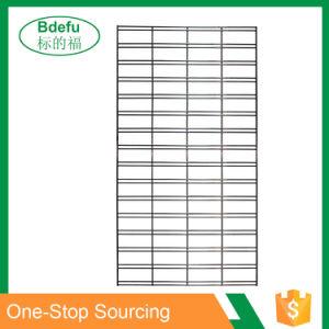Visor Slatgrid Shopfitting para pendurar na parede ou acessórios Gridwall Slatwall