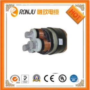 Il PVC ha isolato il cavo elettrico corazzato del nastro d'acciaio di 4 memorie