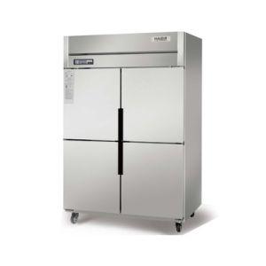 304 нержавеющая сталь 4 дверцы охлаждающего воздуха коммерческие кухня морозильной камере в отель и ресторан