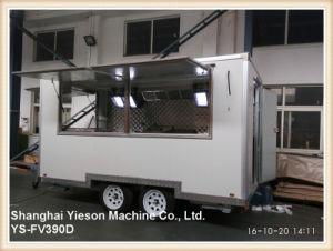 Ys-Fv390d высокого качества продуктов питания погрузчика Мороженое Ван Yieson