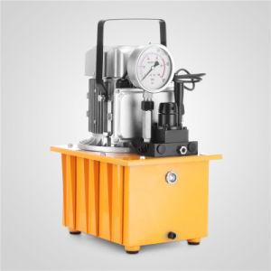 Электрическим приводом гидравлического насоса, 10000 фунтов (ручной клапан двойного действия) Dyb-63B-2