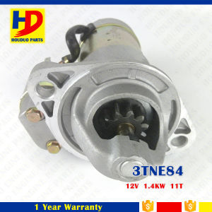 3tne84 de Startmotor van de motor met Specificatie