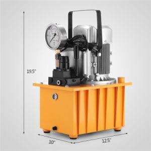 Bomba hidráulica eléctrico, 10000 psi (la válvula manual de doble acción) Dyb-63b-2