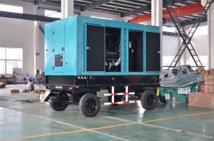 Китайское высокое качество с тепловозным комплектом генератора Perkins