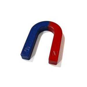コップの形のSupermagnetのアルニコの磁石