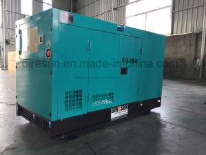 30kw Deutz Original Gerador do Motor Diesel silenciosa com marcação CE/ISO/SGS Certification