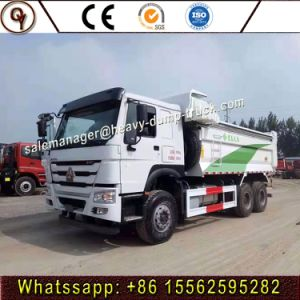 De hete Vrachtwagen van de Stortplaats van de Vrachtwagen van de Kipwagen/van de Kipper van Sinotruk HOWO 6X4 290-371HP van de Prijs in Beste Vrachtwagen en Beste Prijzen