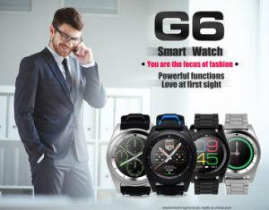 No. 1 G6 Smart Phone Smartwatch Heart Rate Monitor Wristwatch