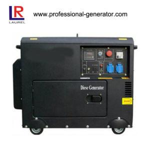 5.5Kw Elelctric iniciar gerador diesel