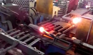 Spinmachine van de Cilinder van het Brandblusapparaat van Co2 De Hete