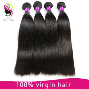 Pelo humano sin procesar brasileño del pelo el 100% 8A Remy de la Virgen