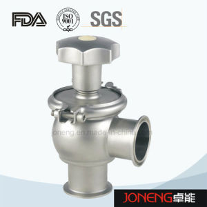 Tipo manuale valvola del posto unico di diversione di flusso (JN-FDV2002) dell'acciaio inossidabile