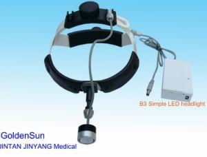 簡単な医学の電池式のポータブルLEDヘッドランプ