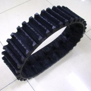 Rubber Spoor (118*61*18) voor het Kleine Gebruik van de Robot