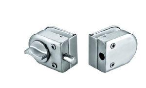 Serrure de verrouillage de porte en verre (FS-252)