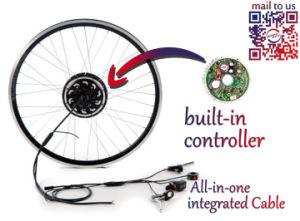 Intelligente der Torte-5 des Erzeugungs-200W-400W elektrische des Fahrrad-Kit/BLDC Wahl Bewegungsnaben-des Motor/Nr. 1 der elektrischen Fahrrad-Motoren