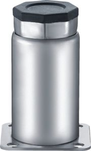 Bh55 European-Style la gravité de la jambe ajustable de cuisine en acier inoxydable