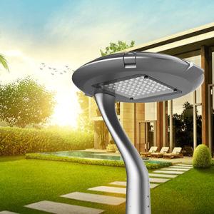 Светодиодный индикатор в саду солнечной энергии