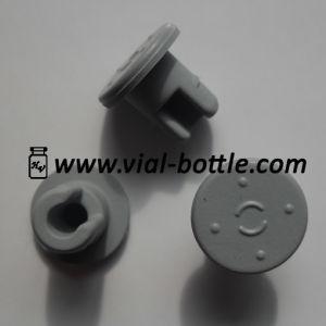 13mm médicaux de qualité alimentaire personnalisé bouchon en caoutchouc (HVRS014)