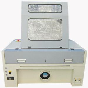 50W rubberMachine van de Gravure van de Laser 60*40cm