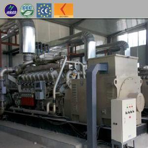 LPGの液化天然ガスCNG CH4のメタン500kw - 1000kw天燃ガスの発電機