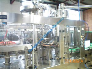 炭酸塩の飲み物の充填機(DCGF18-18-6)
