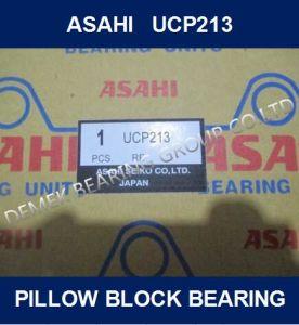 Bloc de chapeau de roulement d'Asahi UCP213 fabriqué au Japon