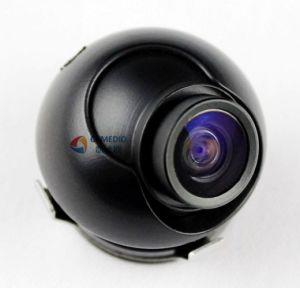 CCD CMOS com rotação de 360 graus a parte dianteira do carro da Câmara de visualização traseira
