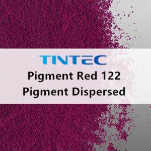 (Premix Pink E2620) pigmento vermelho 122 com excelentes propriedades de solidez das