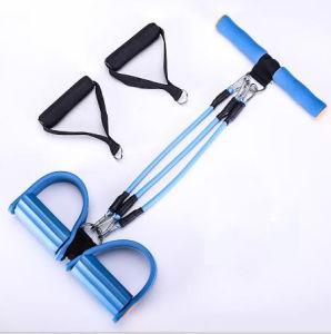 Extractor de pedal un plantón de formador de la cuerda de tensión de látex látex de equipos de gimnasia
