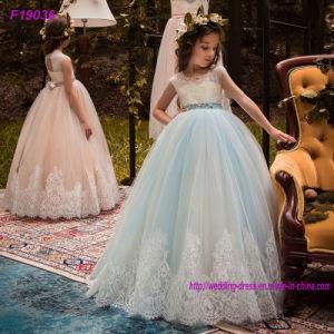 Primera Fiesta Vestidos De Comunión La Niñas Prom Flores RaWZdRnTx
