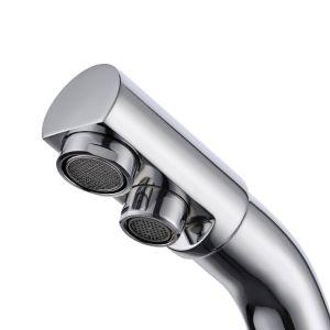 ステンレス鋼の無鉛三流れ3の方法ミキサーのコックDgB3310