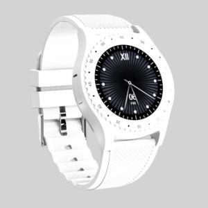 Slimme Horloge van de Telefoon van Bluetooth van de pols het Mobiele met het Tarief van het Hart