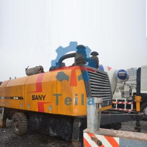2010 Sany 90cbm bomba de remolque de segunda mano