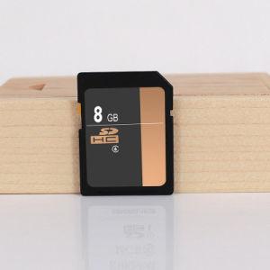 Hochgeschwindigkeitsmikro-Karte 8GB Ableiter-Class6 Wholesale codierte Karte mit Adapter