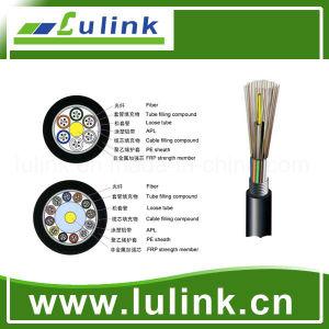 2-288cores GYTS/GYTA G652D Faser-Optikkabel