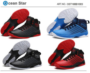 Späteste Form-Art-beste flexible Qualität Sports Basketball-Schuhe