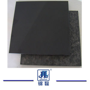 Floor/Wall/Countertop/Steps/Tombstone/Tiles/Paving/Vanity Top/Worktopのための中国PolishedかHoned/Flamed山西Absolute Black/Basalt/モンゴルBlack Granite