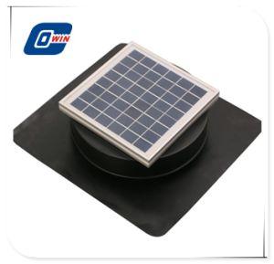 Солнечная панель на базе чердак электровентилятора системы охлаждения двигателя