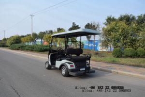 Elevadores Zhongyi Mini 2+2 Lugares Golf Club Carrinho para venda