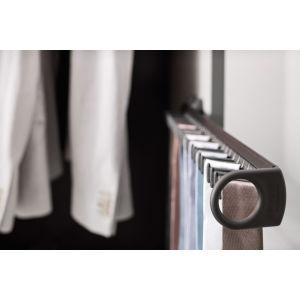 حديث مزدوجة [سليد دوور] مقصورة تخزين يصمّم خزانة ثوب غرفة نوم أثاث لازم قماش خزانة