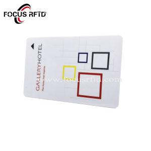 1K MIFARE RFID Inteligente IC ID de la tarjeta de plástico de la tarjeta de prepago Tarjeta Llave Tarjeta Fitness del hotel