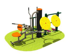 Campo da giuoco esterno di sport della strumentazione di forma fisica di buona qualità