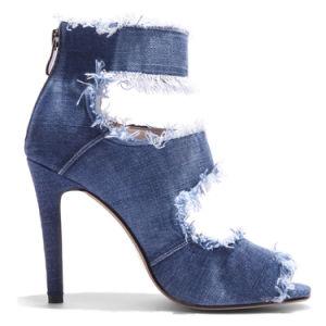 Ultimi disegni in sandali liberi per i talloni dei sandali delle donne